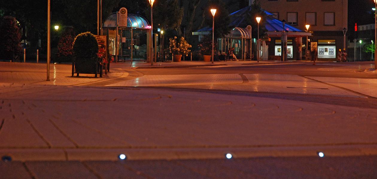 LED Lichtsteine