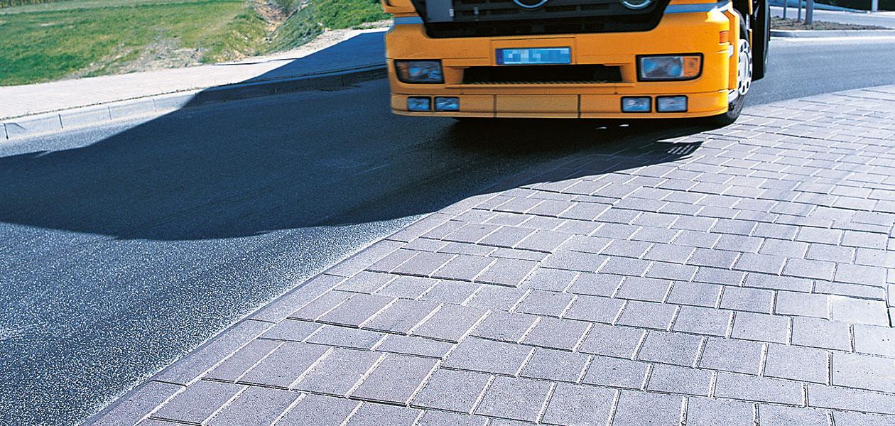 City Truck Kreisverkehr-System