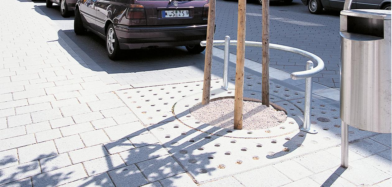 Baumschutzgitter/-bügel