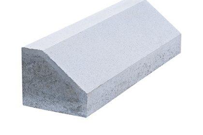 Flachbordstein F15 - gerades Element
