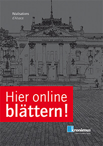 Refernzobjekte Elsaß - online blättern