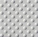 Blindenleitplatte mit Noppen 50