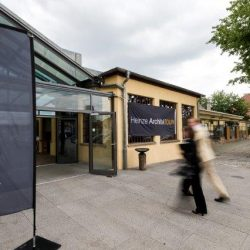 Heinze Architektour 2015, am 09.07.2015 in der Phoenixhalle im Römerkastell Stuttgart