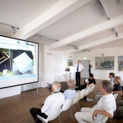 Heinze Architektour 2015, am 07.07.2015 im MVG Museum München