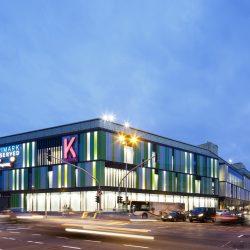 Das neue Einkaufszentrum K in Lautern, Foto Ulrik Eichentopf ECE Center K in Lautern