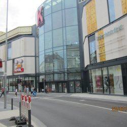 Kaiserslautern Innenstadt, Material City Truck