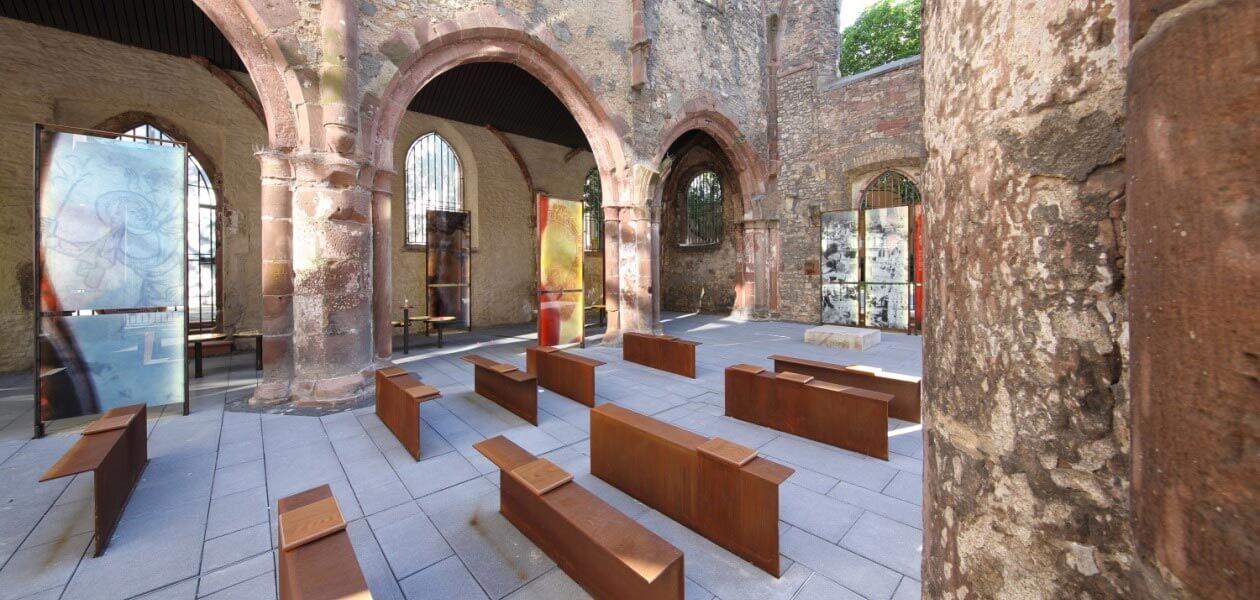 Mainz, Gedenkstätte St. Christoph