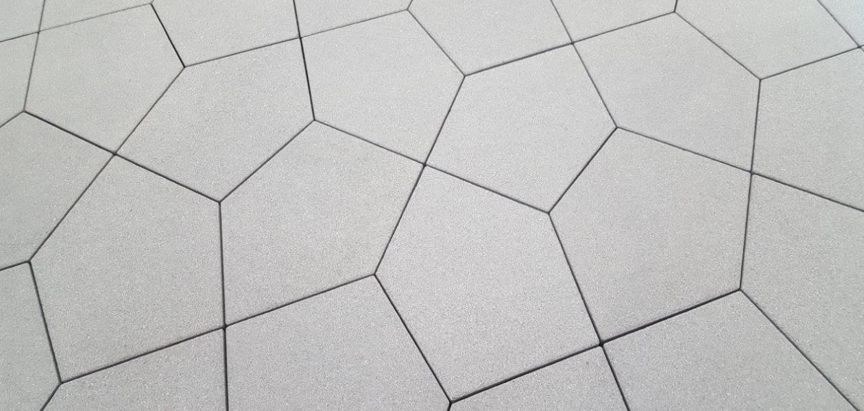 VM XL Polygonalplatte